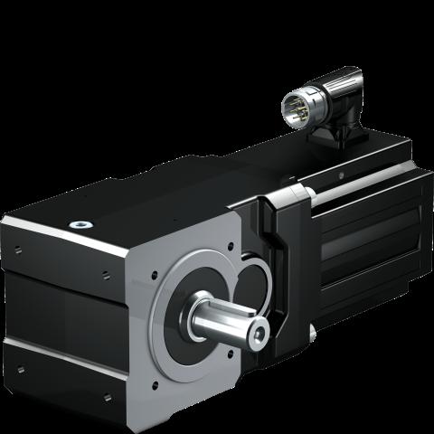 STÖBER KL Serisi Reduktorlu Lean Motor