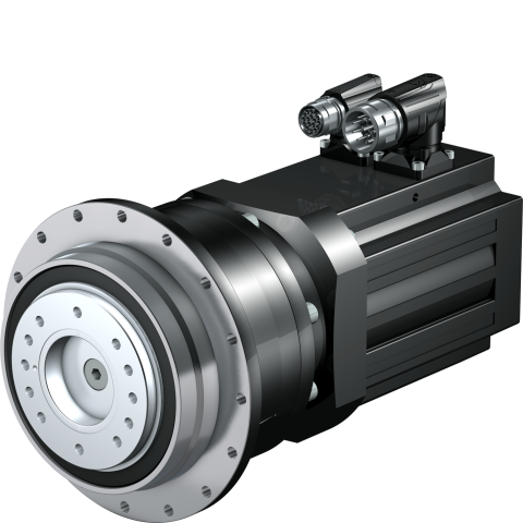 STÖBER PHQ Serisi Servo Reduktorlu Motorlar