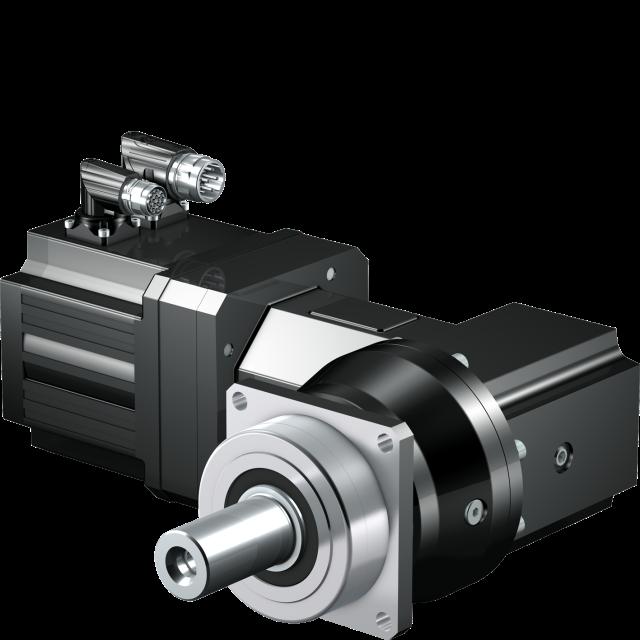 STÖBER PKX Serisi Servo Redüktörlü Motorlar