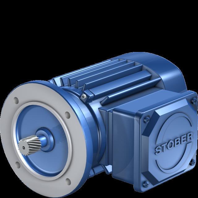 STÖBER Asenkron Motorlar
