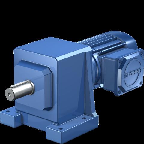 STÖBER C Serisi Redüktörlü Asenkron Motor
