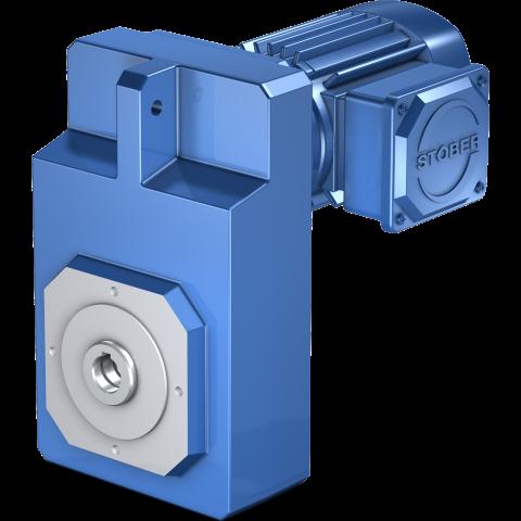 STÖBER F Serisi Redüktörlü Asenkron Motor