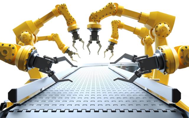 STÖBER Robotik Uygulamalar