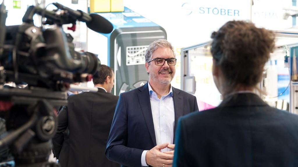 STÖBER CEOsu Patrick Stöber