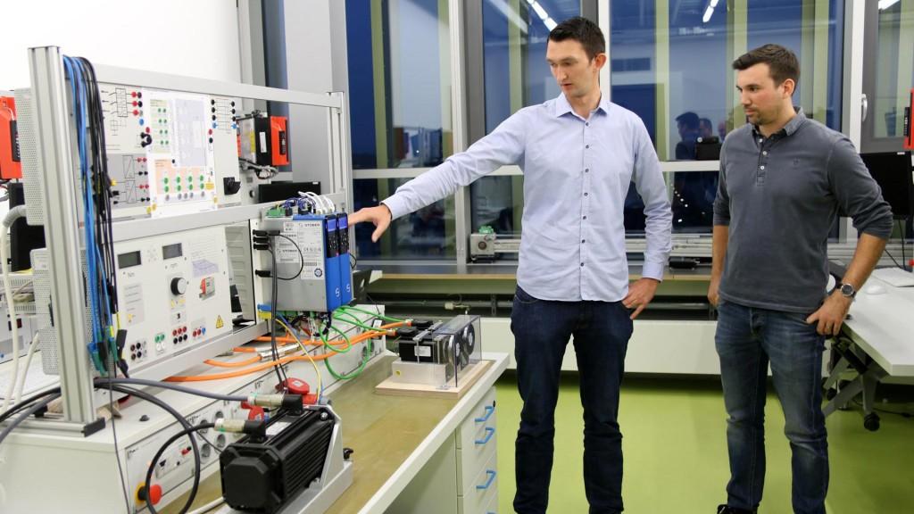Heinrich-Hertz-Schule'de STÖBER ürünleri ile başarı