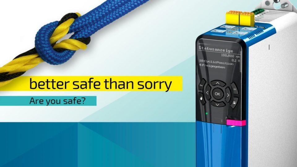 STÖBER SE6 Güvenlik Modülü