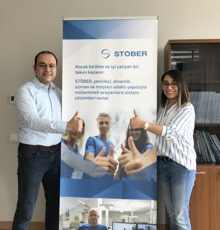 SDAMOTION ve STÖBER Türkiye satış ofisi aynı ofisi kullanmaktadır